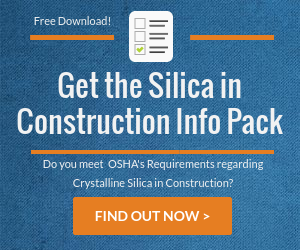 Silica in Construction Info Pack